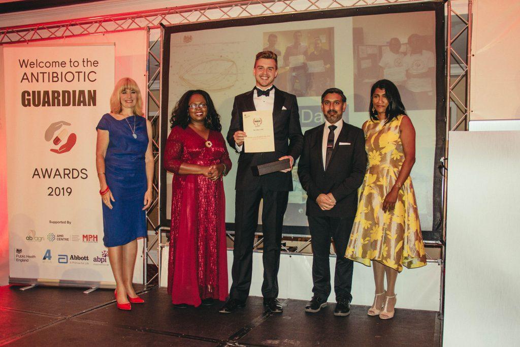 David Hamilton - Das Pillay Award