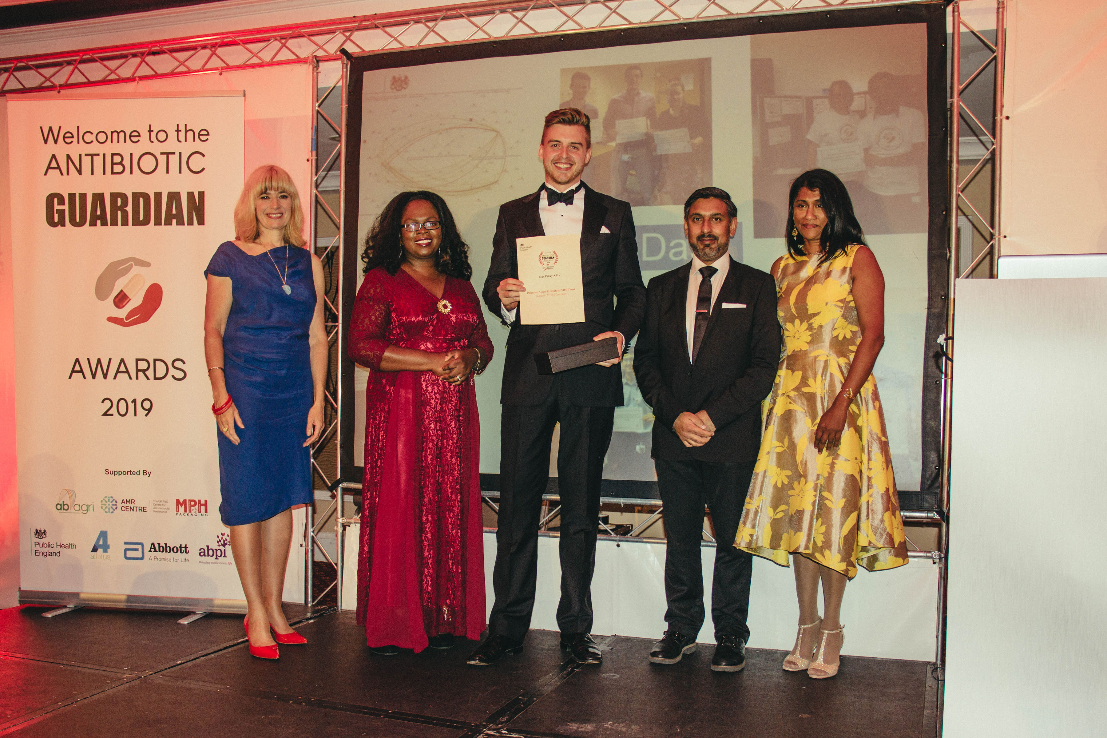 David Hamilton - Das Pillay Award