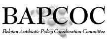 Belgian Antibiotic Policy Coordination Committee Logo